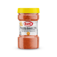 Smoked sweet paprika 350g