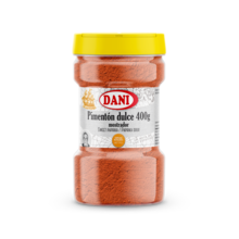 Sweet paprika (sampling) 400g