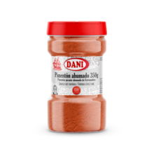 Smoked hot paprika 350g