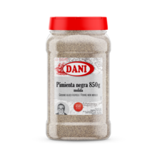 Ground black pepper 850g (PET 1600ML)