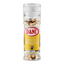 Lemon and black pepper seasoning 35g