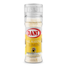 Sea salt with lemon seasoning 90g