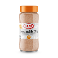 Ground cinnamon 240g