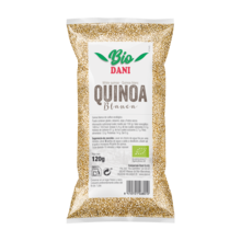White quinoa seeds 120g