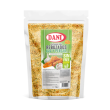 Batter mix (gluten free) with garlic-parsley 3000g