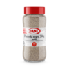 Ground black pepper 290g (580ML Jar)